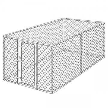 buy dog kennel size 8 l x 5 w x 6 h anping chaoxin wire mesh